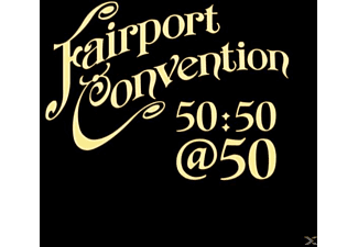 Fairport Convention - Fairport Convention 50:50@50 - (Vinyl)