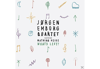 Jorgen Emborg Quartet - What's Left? - (CD)