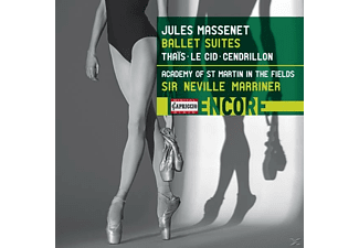Sir Neville & Amf Marriner - Ballett Suiten - (CD)