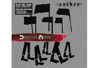 Depeche Mode - Spirit (Deluxe Version exklusiv mit Pin) - (CD)