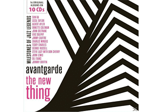 VARIOUS - Avantgarde-The New Thing - (CD)