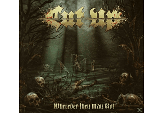 CUT/UP - Wherever They May Rot LTD ED - (CD)