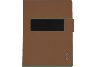 REBOON booncover S3, Universal, Tablethülle, Braun