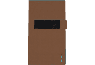 REBOON booncover M2, Bookcover, Universal, Braun
