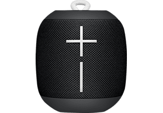 ULTIMATE EARS WONDERBOOM, Bluetooth Lautsprecher, Wasserfest, Schwarz
