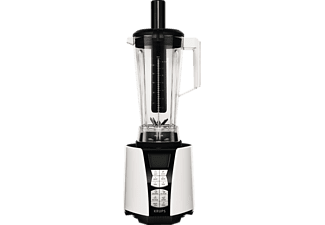 KRUPS KB 7030 High Speed Perfect Mix 9000, Standmixer, 1500 Watt, Weiß/Schwarz