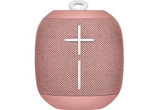 ULTIMATE EARS WONDERBOOM, Bluetooth Lautsprecher, Wasserfest, Pink