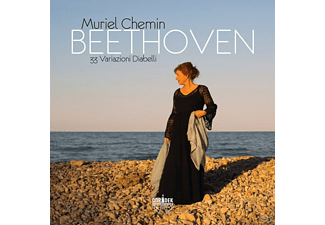 Muriel Chemin - 33 Variations On A Waltz By Anton Diabelli,op.12 - (CD)