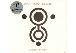 Apoptygma Berzerk - Welcome To Earth (Deluxe Edition) (Remastered Ed.) - (CD)