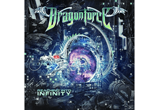 Dragonforce - Reaching Into Infinity (Special Edition) - (CD + DVD Video)