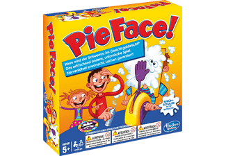 HASBRO Pie Face Game Kinderspiel