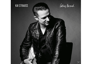 Kai Strauss - Getting Personal - (CD)