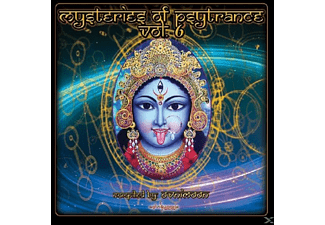 VARIOUS - Mysteries Of Psytrance 6 - (CD)