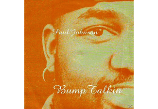 Paul Johnson - Bump Talkin' (180g 2LP Re-issue) - (Vinyl)