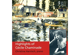 Christina Harnisch, Danube Symphony - Highlights Of Cécile Chaminade - (CD)