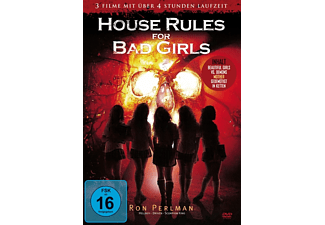 House Rules For Bad Girls (3 Filme Edition) - (DVD)