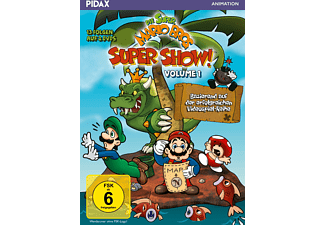 Die Super Mario Bros. Super Show!, Vol. 1 - (DVD)