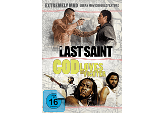 Urban Movie Double Feature: The Last Saint - God Loves The Fighter - (DVD)