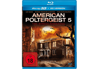American Poltergeist 5 - The Borely Haunting - (3D Blu-ray (+2D))