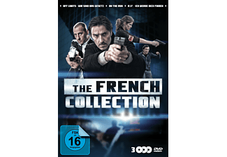The French Collection: Off Limits - On the Run - R.I.F. - (DVD)