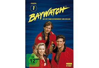 Baywatch - 1. Staffel - (DVD)