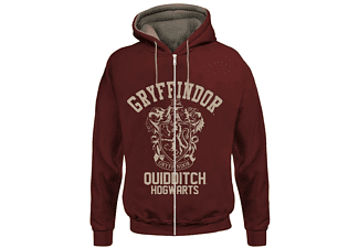 Harry Potter Zipper Hoodie Gryffindor