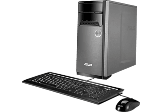 ASUS M32CD-K-DE017T, Gaming PC mit Core™ i7 Prozessor, 16 GB RAM, 1 TB HDD, 512 GB SSD, GeForce GTX 1060, 3 GB
