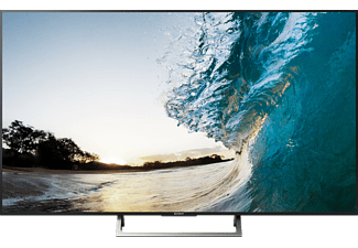 SONY KD55XE8505, 139 cm (55 Zoll), UHD 4K, SMART TV, LED TV, Motionflow XR 800 Hz, DVB-T2 HD, DVB-C, DVB-S, DVB-S2
