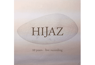 Hijaz - 10 Years-Live Recording (LP+MP3) - (LP + Download)