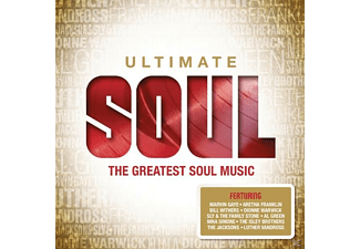 VARIOUS - Ultimate...Soul - (CD)