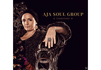 Aja Soul Group - Territory - (CD)