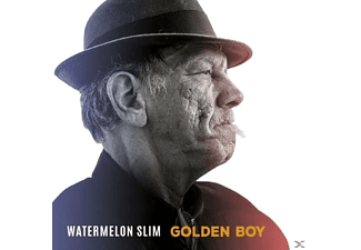 Watermelon Slim - Golden Boy - (CD)