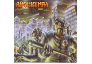 Apocrypha - Area 54 - (CD)