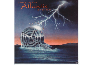 James Byrd - Atlantis Rising - (CD)