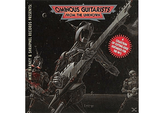 VARIOUS - Ominous Guitarists F - (CD)