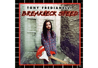 Tony Fredianelli - Breakneck Speed - (CD)