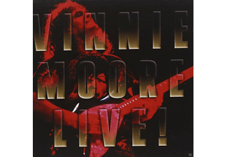 Moore Vinnie - Live - (CD)