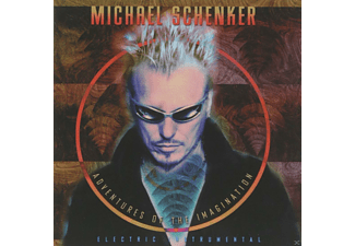 Michael Schenker - Adventures Of The Im - (CD)