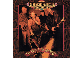 Schenker Pattison Summit - The Endless Jam Cont - (CD)