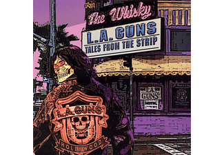 L.A. Guns - Tales From The Strip - (CD)