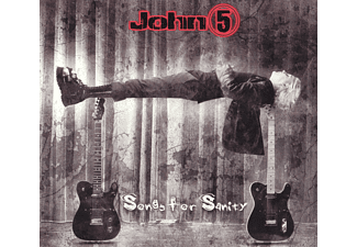 John 5 - Song For Sanity - (CD)