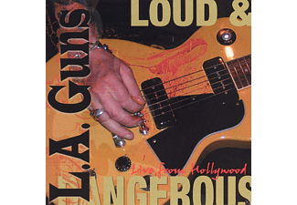 L.A. Guns - Loud And Dangerous - (CD)