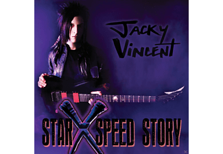 Jacky Vincent - Star X Speed Story - (CD)