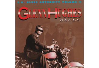Glenn Hughes - L.A. Blues Authority Vol. II - (CD)