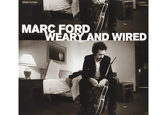 Marc Ford - Weary And Wired - (CD)