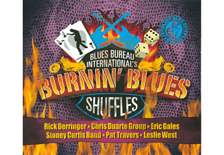 VARIOUS - Blues Bureau Interna - (CD)