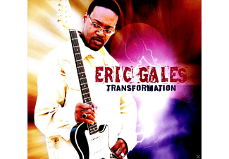 Eric Gales - Transformation - (CD)