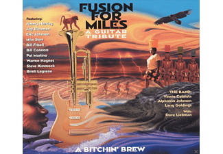 VARIOUS - Fusion For Miles - (CD)