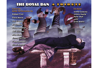 VARIOUS - Royal Dan: A Tribute - (CD)