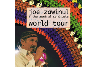 Joe Zawinul, Zawinul Syndicate - World Tour - (CD)